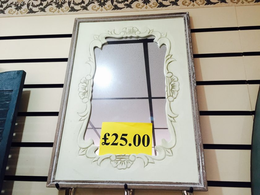 Chateau Oblong Wall Mirror